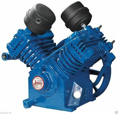"""Bare Replacement Pump """"without Head Unloaders"""" Emglo G Jenny 421-1822"""
