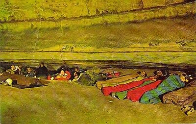 1981 Underground Camping Trip Marengo Cave Indiana Boy Scouts Elks Hall Ghost IN