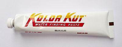 Kolor Kut Water Finding Paste.  85 gms