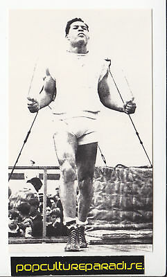 JOE LOUIS Boxing 1937 Photo LIFE MAGAZINE PICTURE CARD