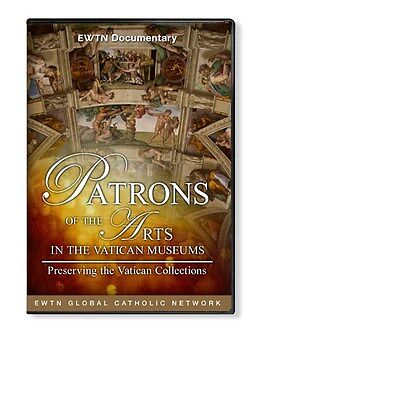 The Patrons Of The Arts In The Vatican Museum* An Ewtn Dvd