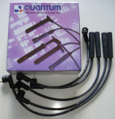 VW Quantum QHTSET134 High Performance Silicone 7mm HT Lead Set OE Specification