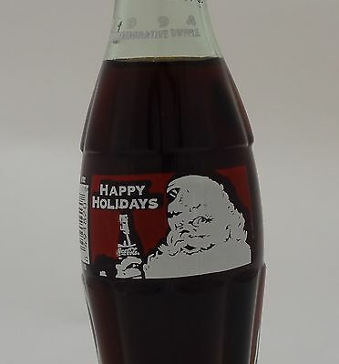 1994 Happy Holidays Coca-Cola Bottle #1994-3699