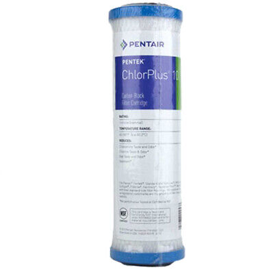 Pentek Chlorplus10 Carbon Filter 10""