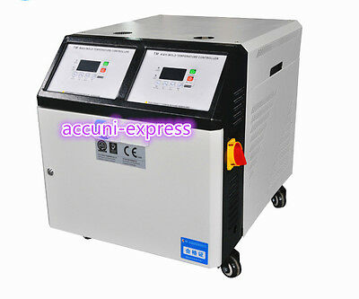 9kw oil type two-in-one mold temperature controller machine plastic / chemical