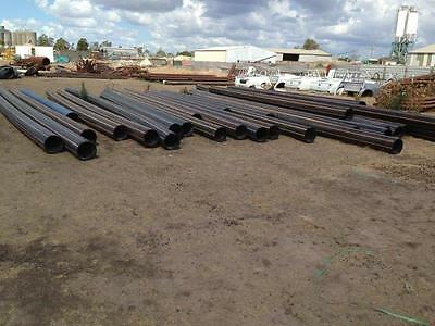 POLY PIPE 250mm OD DIAMETER / MT
