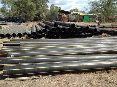 POLY PIPE 315mm OD DIAMETER / MT