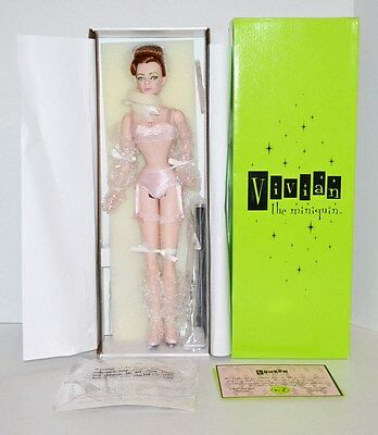 DAE - 1960's Vivian the Miniquin Doll - Mint Never Removed From Box