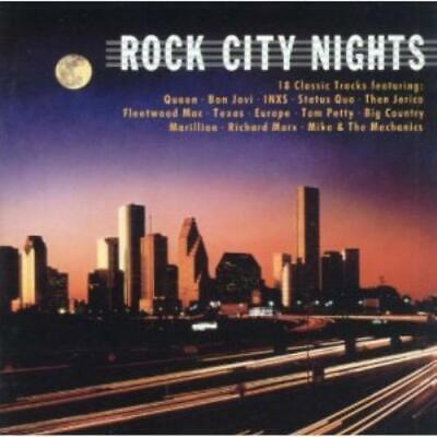 Various Artists : Rock City Nights CD Highly Rated eBay Seller, Great Prices