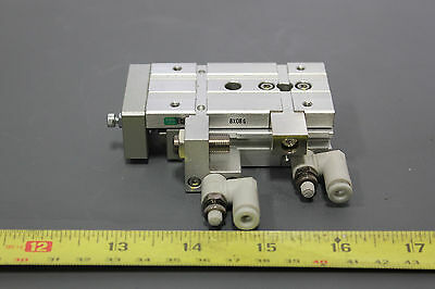 CKD AIR PNEUMATIC CYLINDER LINEAR SLIDE TABLE ACTUATOR LCS-0820B (S15-3-78C)