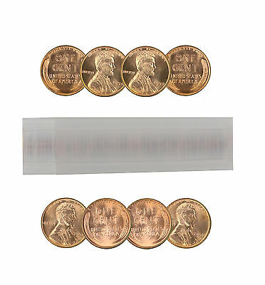 1950-P Lincoln Cent Choice BU Roll Uncirculated 50 Coins