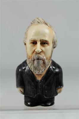 Harmony Kingdom  Ball Pot Bellys Belly 'Rutherford B. Hayes' #PBHRH New In Box