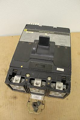 Square D 600A 600 Amp A Molded Case Circuit Breaker Mh36600 Series 2