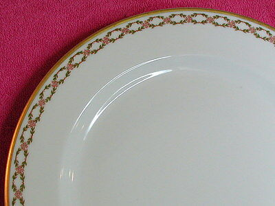 "Haviland & CO Limoges (UNKNOWN)  9 3/4"" DINNER PLATE"