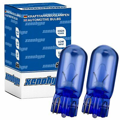 Skoda SUPERB (3U4) W5W Philips Blue Vision Standlicht