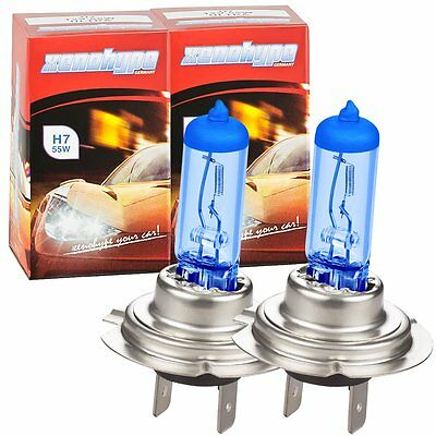 Smart FORTWO Coupe H7 55W XENON-look Abbl Birnen Lampen