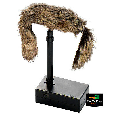 New Lucky Duck Edge By Expidite Lil Critter Predator Fox Coyote Motion Decoy