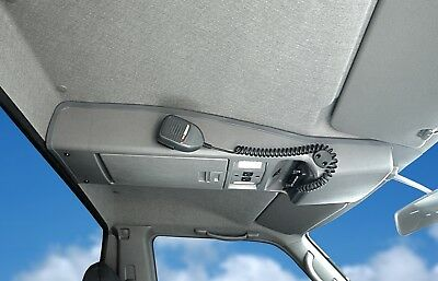 Outback Accessories Roof Console Off Road 4X4 Nissan Patrols Gu Utes Uhf Radios