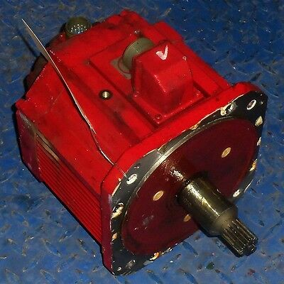 Yaskawa Electric Ac Servo Motor, No Label, Listing #3