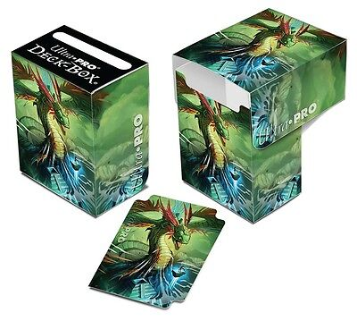 Deck Box Ultra Pro Magic QUETZALCOATL Porta Mazzo Scatola Mtg Standard Carte