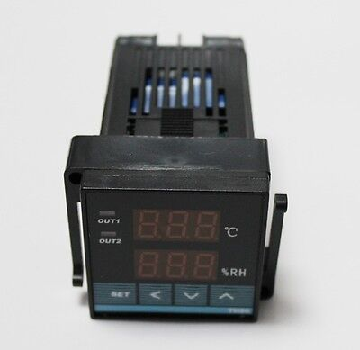 48*48mm Digital Temperature Controller and Digital Humidity Controller TH20