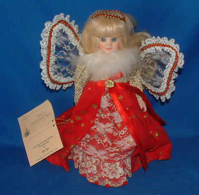 "Betty Jane Carter Bette Ball Doll-7th Annual Treetop Angel 12"" LE-L1260"