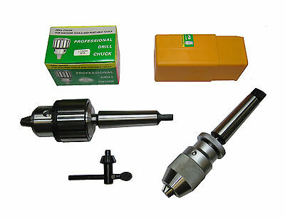 Rdg Lathe Drill Chuck Keyless Keytype 8 10 13 16 20Mm Capacity 3Mt Woodwork