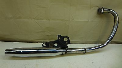 1982 Yamaha XS650 XS 650 Special Y373' right side exhaust sportster muffler pipe