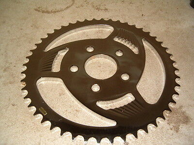 'Stiletto' Directional 48T Sprocket for 1986-1992 Harley Sportsters-$83