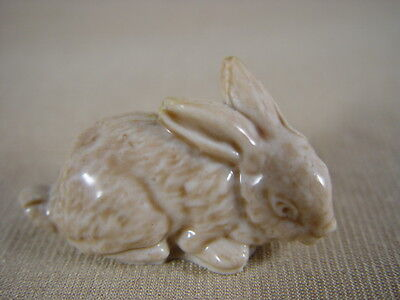 WADE WHIMSIE RABBIT - ENG WHIMSIES - SET 1  - 1971 Good cond ref 7 wb