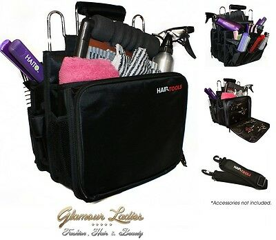 Hair Tools College Salon Session Carry Bag, Hardwearing For Hair Brushes / Tools