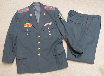 Uniform Major Udssr / Russland Sowjetunion, so219