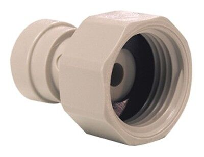 """John Guest Tap Adapter 3/4"""" Bsp X 1/4"""" Push Fit Connector Water Filters Freezers"""