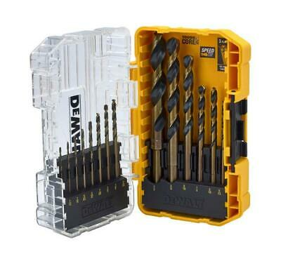 DeWalt 67 Pce HSS Drill & Screwdriver Bit Set, Mag Drive + 2 Tough Cases,DT71515