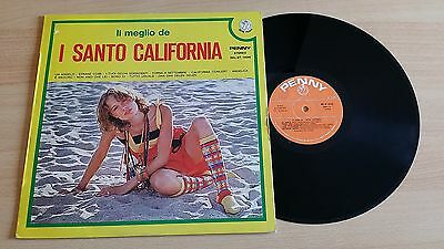 I Santo California - Il Meglio De I Santo California - Lp 33 Giri - Italy Press