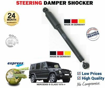 For Mercedes G Class 1979--  Front Steering Damper Shock Absorber 0004636032