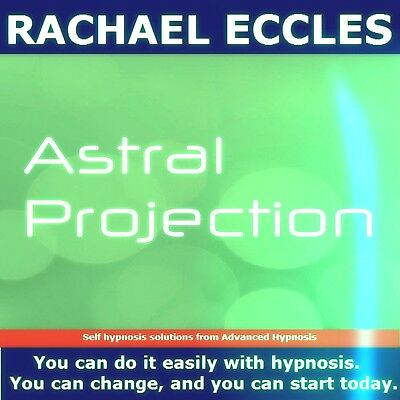 Astral Projection,  Self Hypnosis Hypnotherapy CD