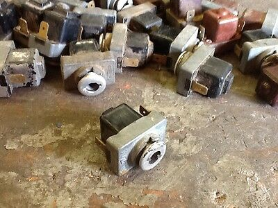 VW AirCooled Beetle Hazard Switch   67 Only!   Used #111953235A