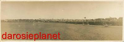 1920s Large HAWAII Photo UNCAPTIONED PANORAMIC SCENE Schofield Housing? U.S.Army
