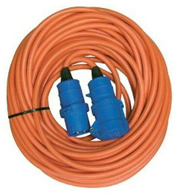 Mains Cable 50 / 75 / 100M Extension Lead