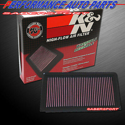 """in Stock"" K&n 33-2031-2 Hi-Flow Air Filter For Infiniti Nissan @ See Detail @"