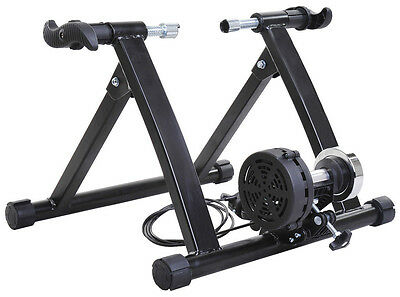 New Cycle Turbo Trainer Indoor Exercise Bike Magnetic Resistance Training