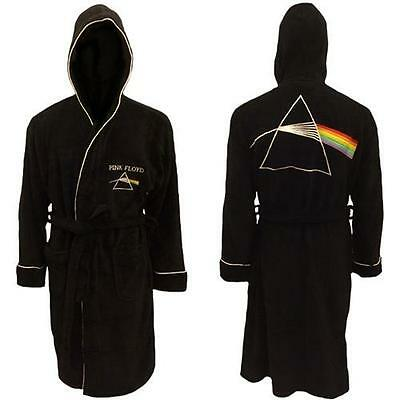 Pink Floyd: Dark Side Of The Moon Bathrobe / Dressing Gown - New & Official