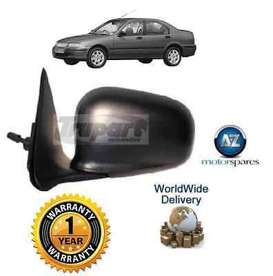 For Rover Group 400 Series Mk2 1995-1999 Black Door Mirror Cable Type Right Hand