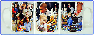 Prince George of Cambridge 1st Birthday Commemorative Mug Prince George 1 Year
