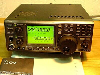 GUARANTEED Icom 910H 144 440 MHz +1.2 GHz Transceiver +FREE SHIP  3 DAY LISTING