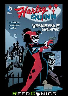 HARLEY QUINN VENGEANCE UNLIMITED GRAPHIC NOVEL Paperback Collects (2000) #26-38