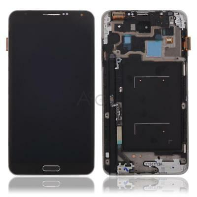 LCD Display Touch Screen Digitizer + Frame for Samsung Galaxy Note 3 N900A Black