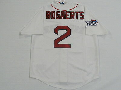 Xander Bogaerts Signed #2 Boston Red Sox Jersey Autographed Rare