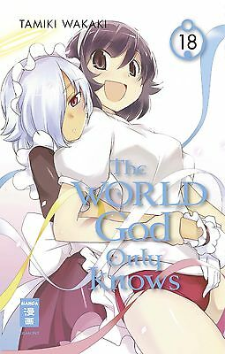 The World God Only Knows Manga Band 18 (Egmont Tamiki Wakaki Mangas) Comedy NEU!